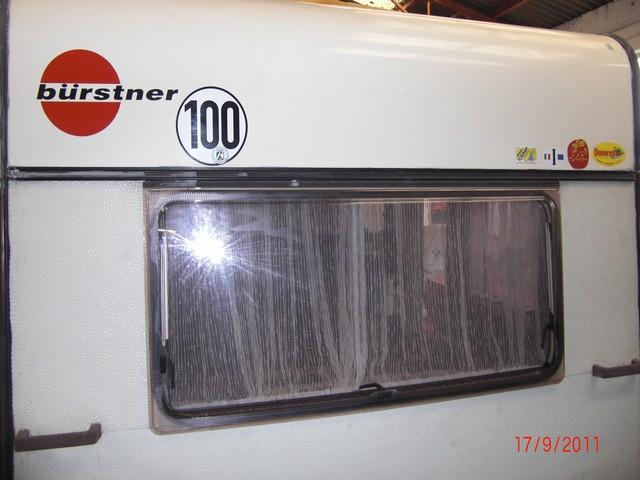Wohnwagen Etagenbett Seitensitzgruppe : Bürstner 530 tk